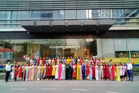 """Chuyên đề """"Xây dựng trường học hạnh phúc"""" tại trường MN Vinschool Metropolis Hà Nội."""